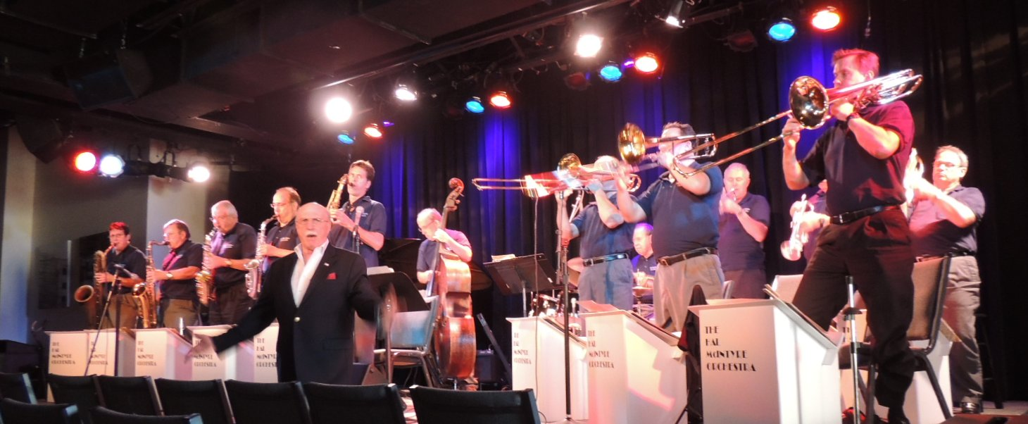 14-piece big band