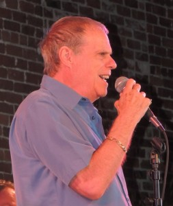 vocalist Steve Marvin