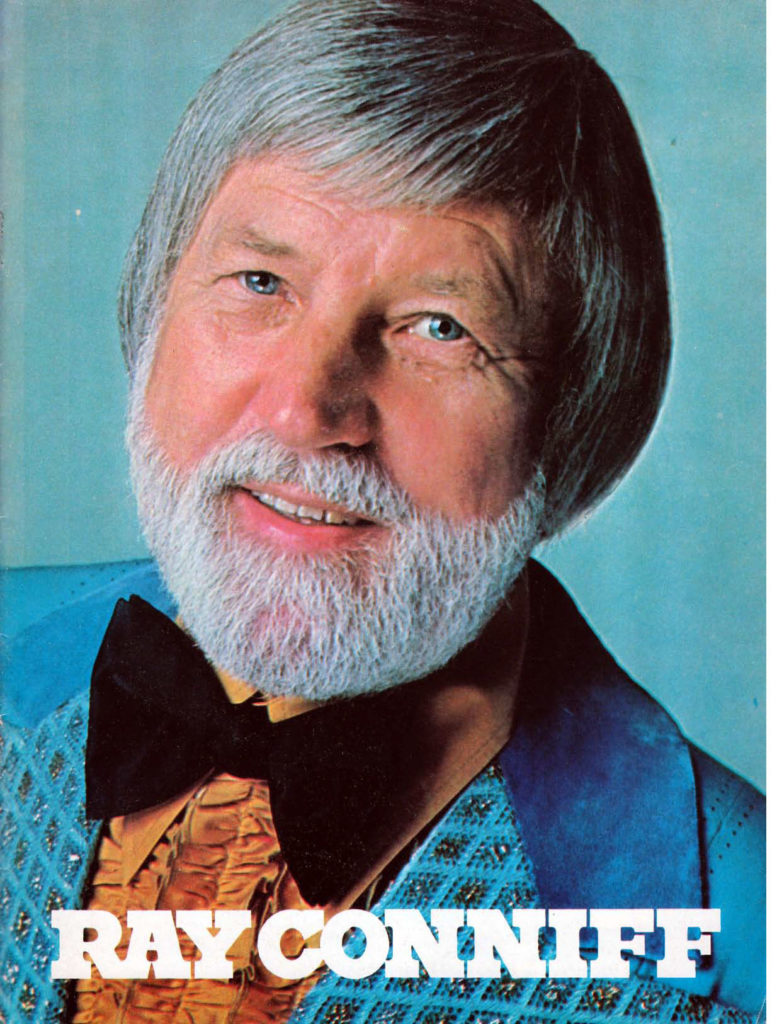 Ray Conniff And His Orchestra & Chorus* Ray Conniff, His Orchestra And Chorus - Scarlet / Popsy