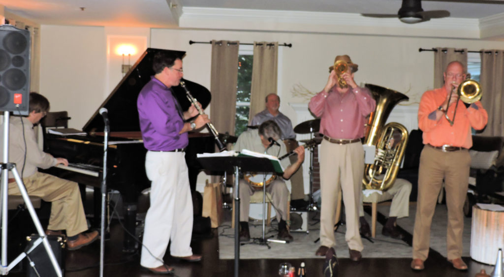 7 pc Trad-Dixieland Jazz Band