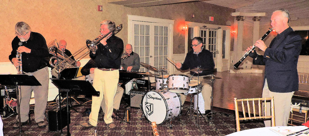 7 piece Traditional Jazz Band