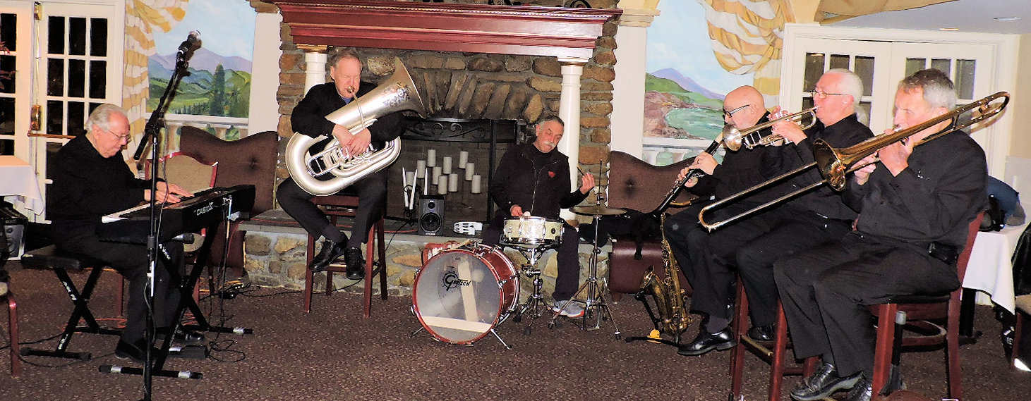 6-piece swing and classic jazz band