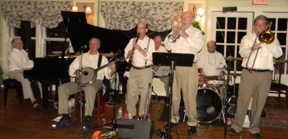7-piece Dixieland Band