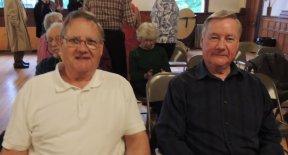 Bob and Dan MacInnis