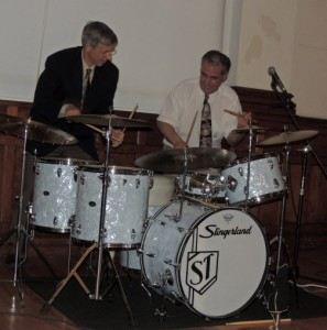 Paul Steve drums 1