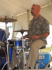John Rispoli, drums