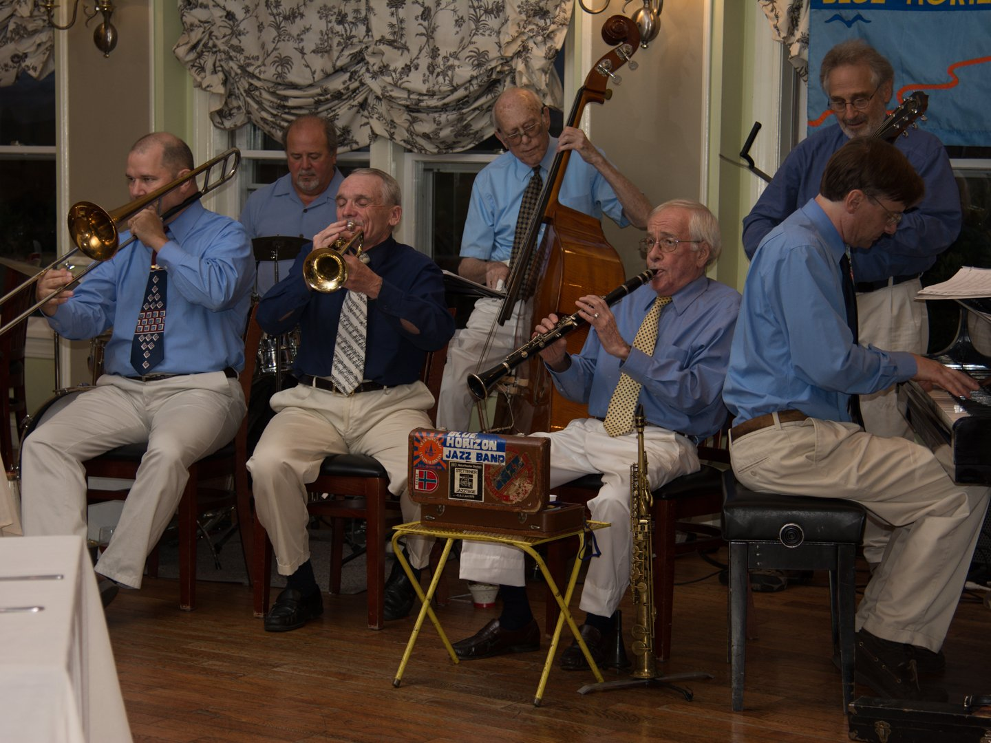7-piece Traditional Jazz Band