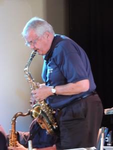 Tom Ferrante, alto sax