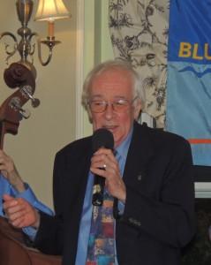 Stan McDonald sings