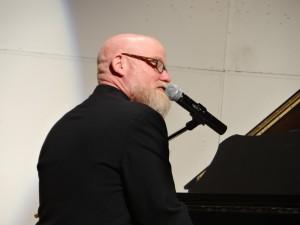 Jeff at piano