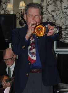 Jeff Hughes on 1953 Selmer trumpet