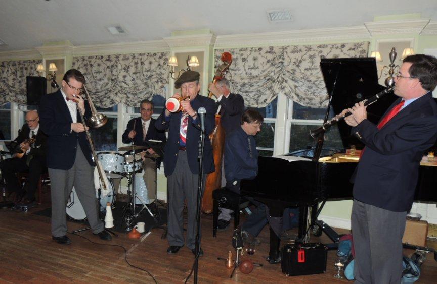 7-piece Swing Band