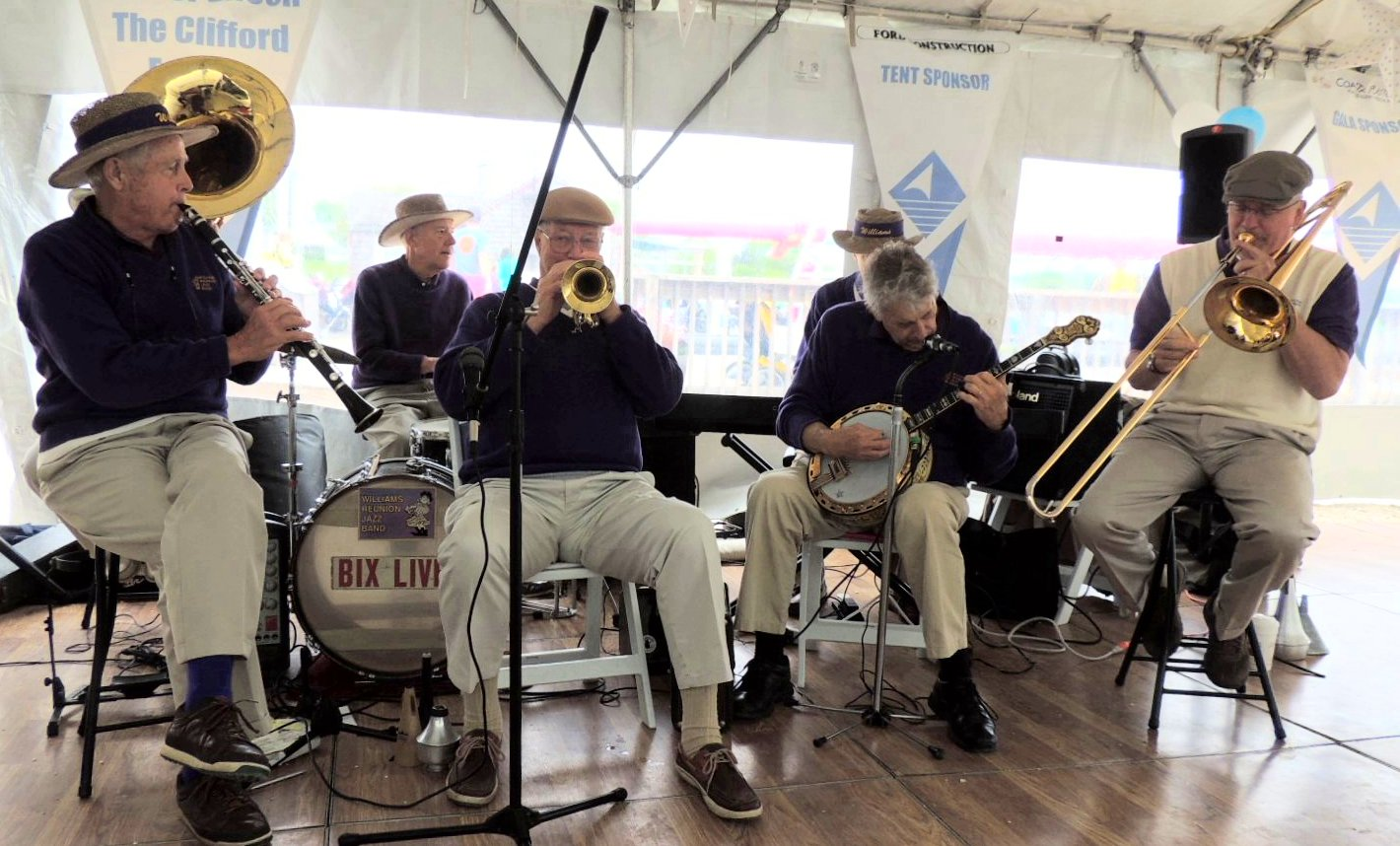 7-pc Dixieland Band