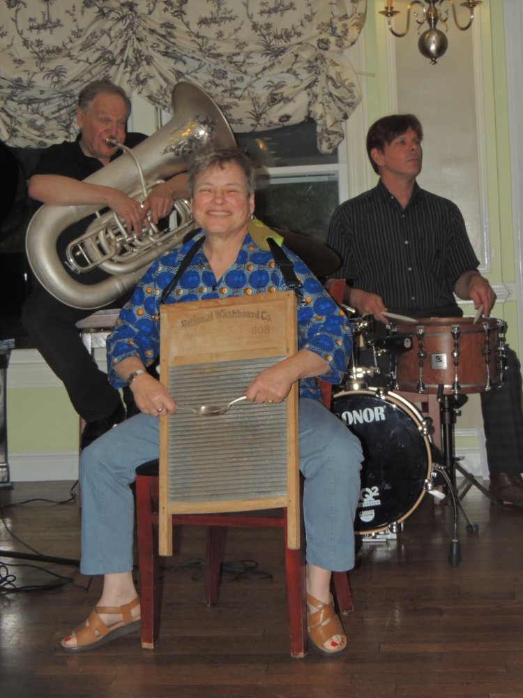 eli s all stars with vocalist gabrielle goodman at the sherborn inn july 3 2014 new england. Black Bedroom Furniture Sets. Home Design Ideas