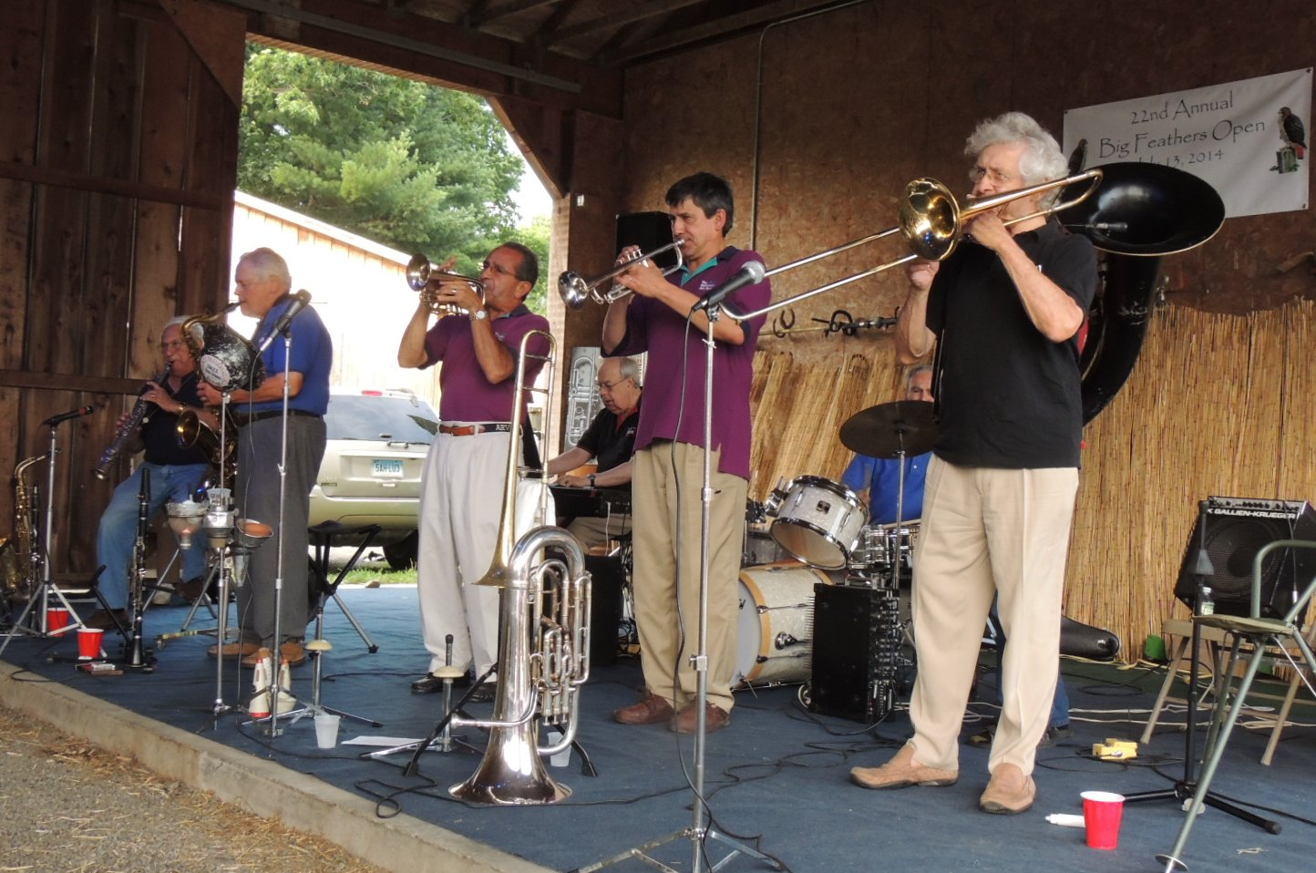 7-pc Dixieland Jazz Band