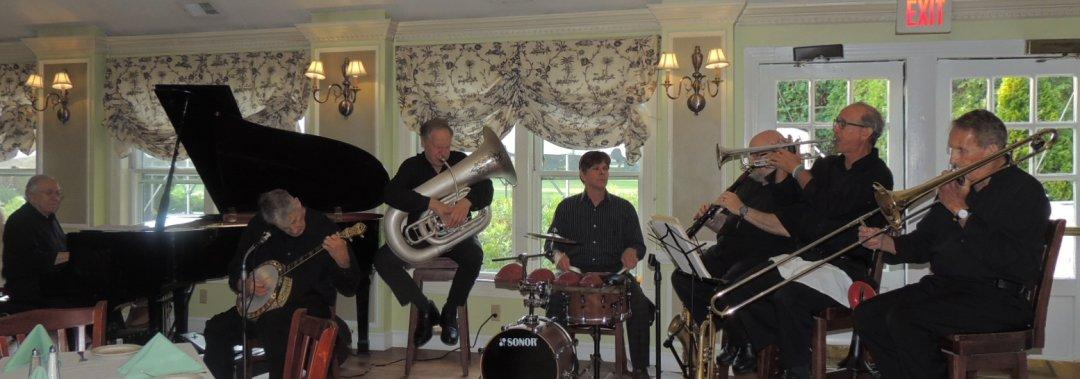 7-pc Trad Jazz Band