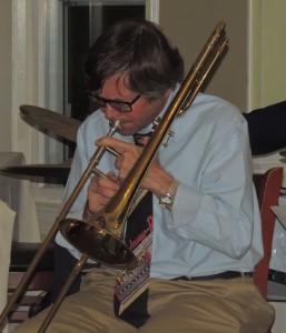 Kafalas on trombone