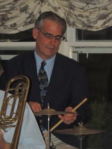 drummer Steve Taddeo