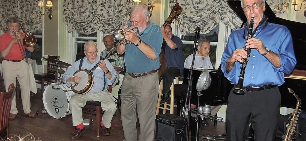 7 pc real Trad Jazz Band