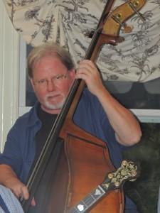 Turner at bass