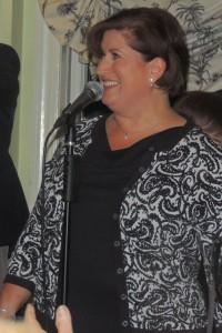 vocalist Caroline Griep