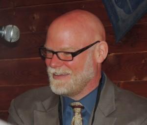 Jeff Barnhart smiling