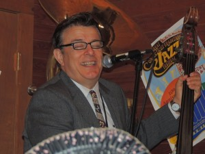 Vince Giordano singing