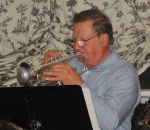 Bob on cornet