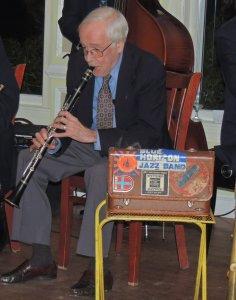 Stan McDonald on clarinet