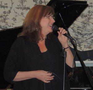 Debbie singing