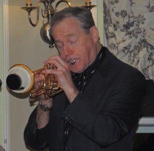 Jeff on muted cornet