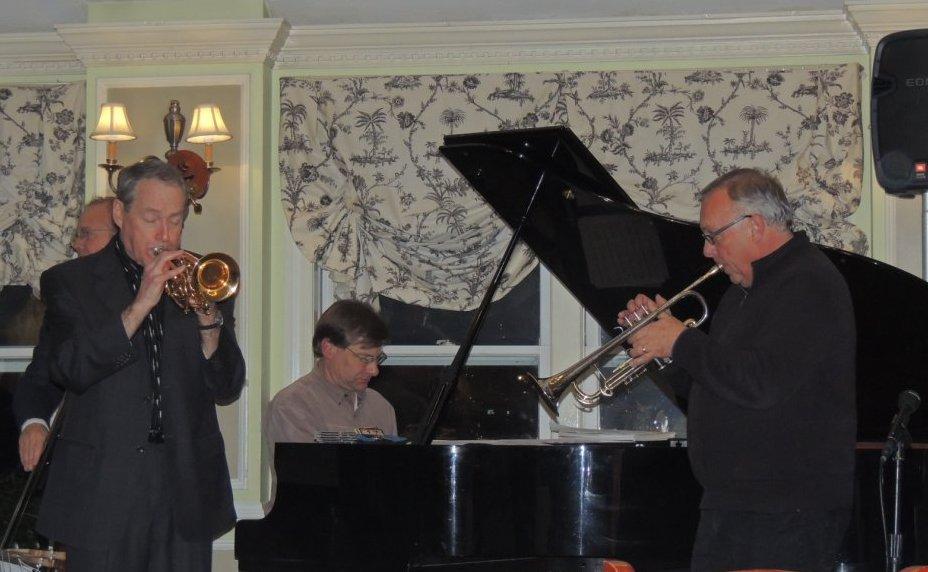 cornet and trumpet