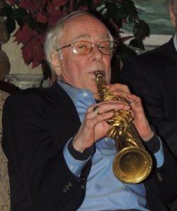 Stan on soprano sax