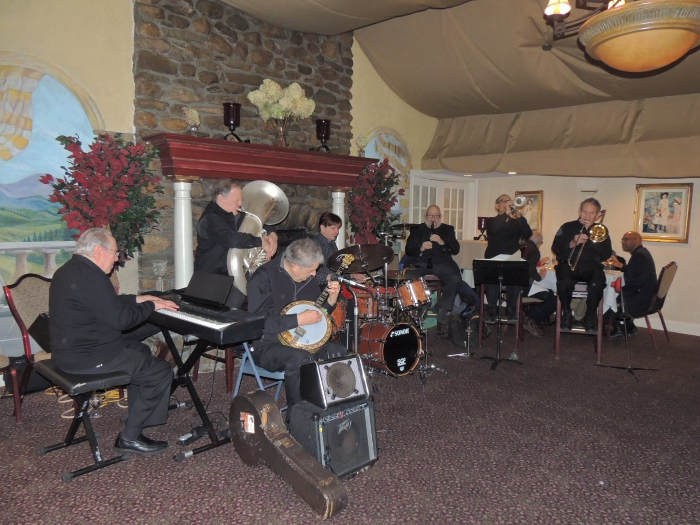 7-piece Trad Jazz Band
