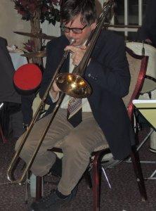 Kafalas is a fine trombonist