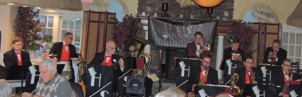 High Society Jazz Orchestra with Elise Roth