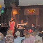 7 pc Trad Jazz Band & Rebecca