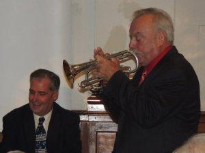 Paul on cornet