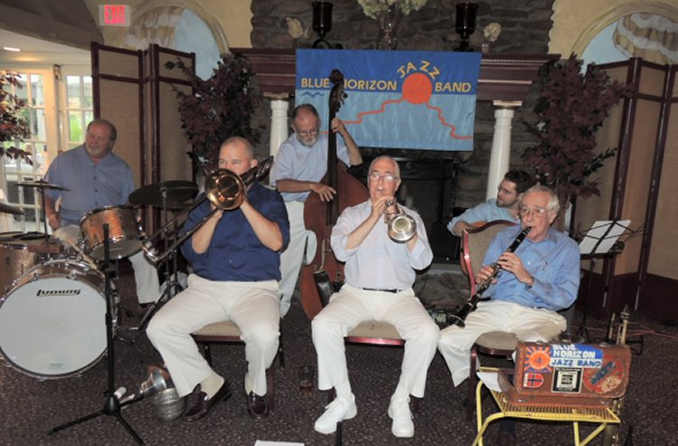 Blue Horizon Jazz Band
