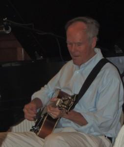 Dave MacMillan guitar