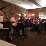 11-pc swing band with vocalist