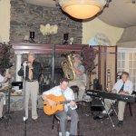 6 pc Swing/Trad Jazz band
