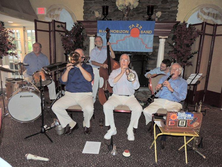 6-pc Dixieland band