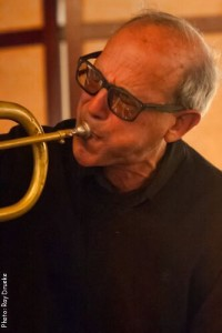 Bo Winiker on flugelhorn