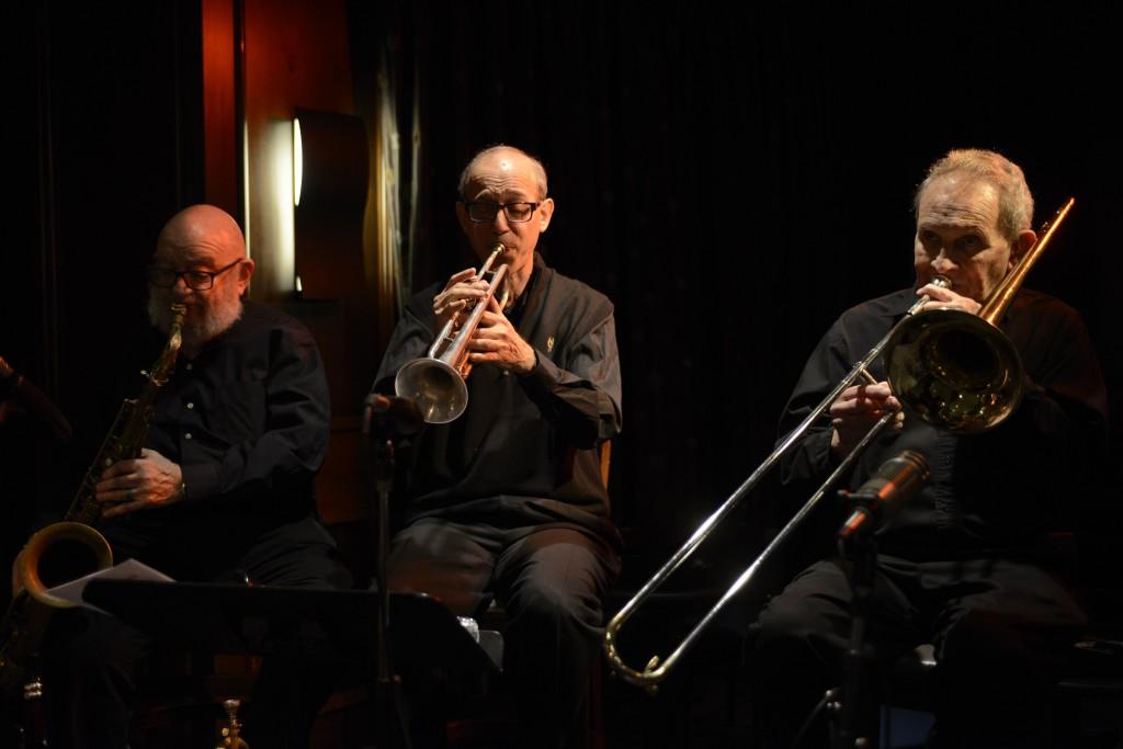 Ted Casher, Bo Winiker, Herb Gardner