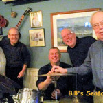 5 pc Trad Jazz Band