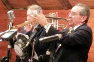 trombone and cornet