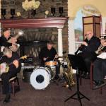 trumpet,clarinet,trombone,keyboard, tuba, banjo,