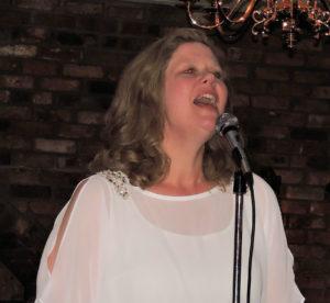 Nancy singing