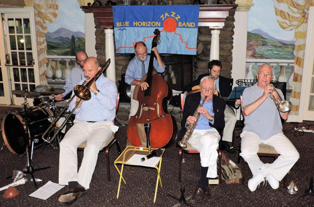 6-pc Trad Jazz Band, no piano